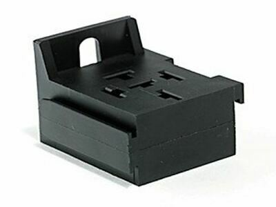Mini Relay Connector 5 Pin Panel Mount-10Pack