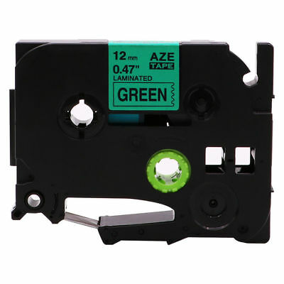 5x TZe-231 12mm Label Tape TZ 431 531 631 731 For Brother P-Touch PT-E550W Tapes