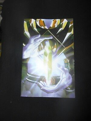 Mighty Morphin Power Rangers #25. One per store variant! Shattered Grid!