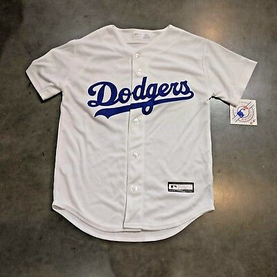 premium selection 59123 0a39e LOS ANGELES DODGERS YOUTH Bellinger 35 Jersey White