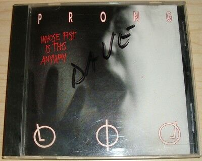 Whose Fist Is This Anyway [EP] by Prong (CD, Apr-1992, Epic) Unreleased Track