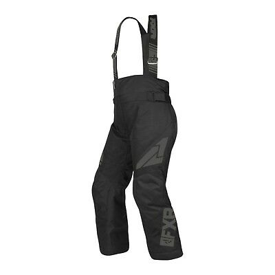 2019 Fxr Child Clutch Pant - Snowmobile - Winter - Flotation Assist - Black Ops