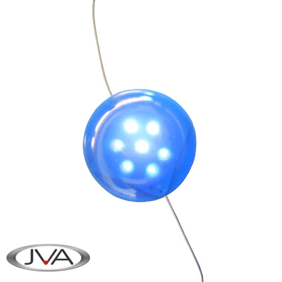 Pulsar Electric Fence Light - BLUE - Bright Fence Status Indicator