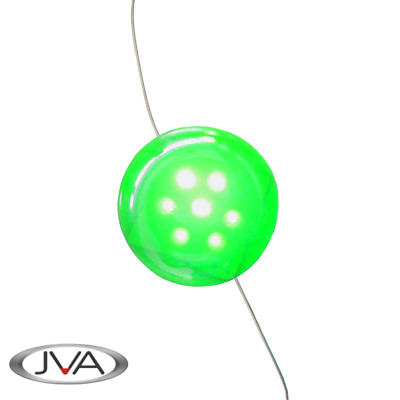 Pulsar Electric Fence Light - GREEN - Bright Fence Status Indicator