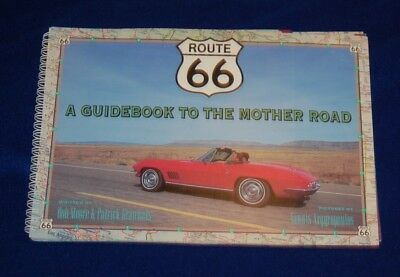 Route 66 A Guidebook To The Mother Road With Corvette On Both Covers
