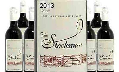 2013 | Stockman Shiraz | Wine of South Australia (2x6 Bottles) | Australian W...