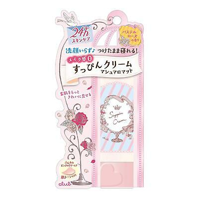 Club Suppin Cream Marshmallow Mat Pastel Rose scent 30g Japan
