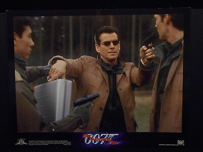 Die Another Day Pierce Brosnan James Bond 007 2002 orig Lobby Card Fine