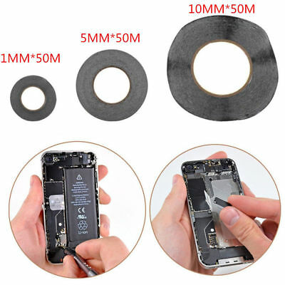 LCD Touch Screen Adhesive Glue Double Side Tape Strong Sticky Phone Repair 50M