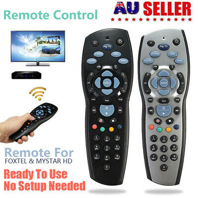 New Aussie Replacement Remote Control For Foxtel Mystar HD PayTV IQ2 IQ3 OD