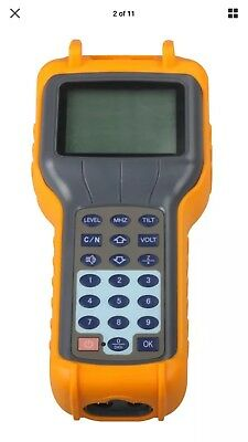 RY S110 CATV Cable TV Digital Signal Level Meter DB Tester Tool