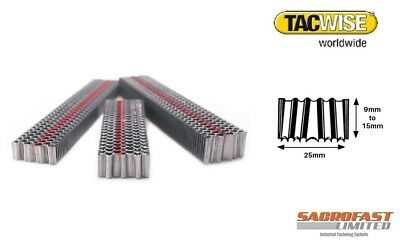 Corrugated Fasteners By Tacwise