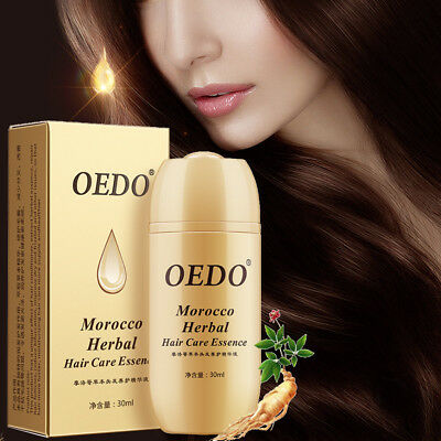 OEDO Morocco 100 Herbal Hair Care Essence Loss Treatment Unisex Fast Regrowth BT