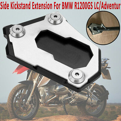 Kickstand Side Stand Enlarge Extension Plate For BMW R1200GS LC/Adventur