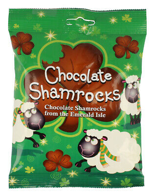 Ireland Chocolate Shamrocks 110g
