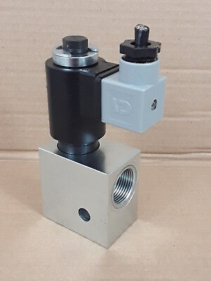Hawe Hydraulic Seated Proportional Valve EMP31V 3/4BSP 24VDC 80LPM 400BAR #