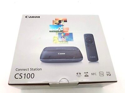 Canon Connect Station CS100 Wireless 1TB