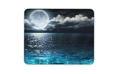 Fantasy Moon Shoreline Mouse Mat Pad - Office Gaming Water Gift Computer #13288