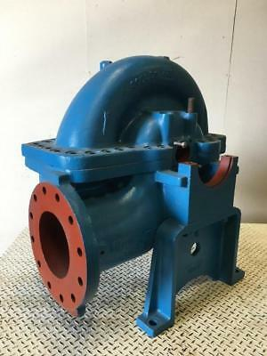 "Goulds 3316 6x8-17 Pump, DI w/Bronze Impellers, 16.375"" dia impellers, # 89060"