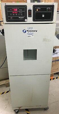 "Tenney T2RC Temp/Humidity Chamber 73°C to 200°C, 17"" x 13"" x 16"" w/ VersaTenn3"