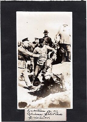 Sino-Japanese War 1937-1945 ~ Chinese Prisoner Execution ~ The Resistance War