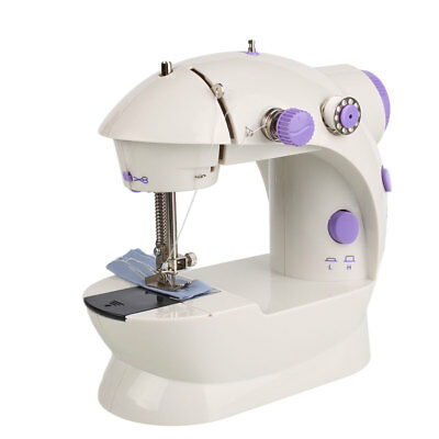 Multifunction Portable Handheld Electric Mini Sewing Machine Home With Led