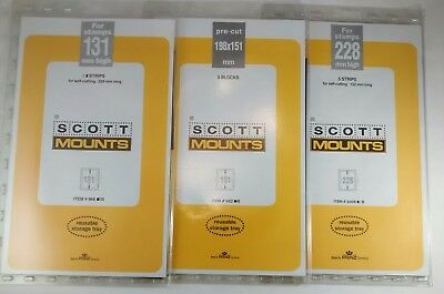 Scott Mounts by Prinz 198 x 151, 228 x 152, 229 x 131 Storage Tray Germany