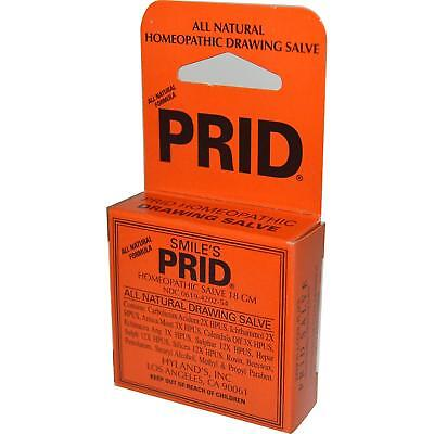 Hyland's, Smile's Prid Homeopathic Drawing , 18 g