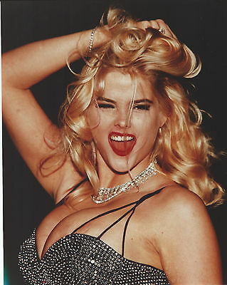 Anna Nicole Smith 8 X 10 Photo With Ultra Pro Toploader