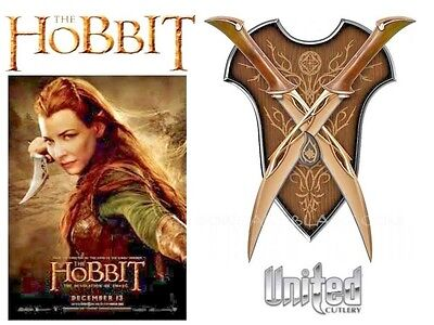 Hobbit Fight Knives of Tauriel - United Cutlery - UC3044 -