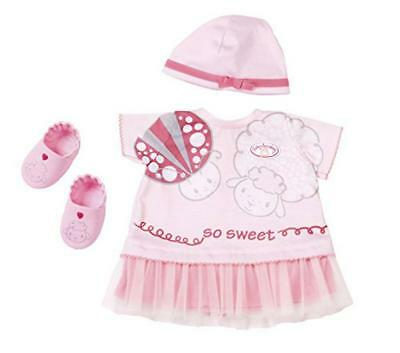 Deluxe Doll's Clothes Set (Summer Dream) - Baby Annabell Free Shipping!