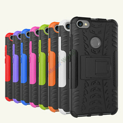 Hybrid Shockproof Heavy Duty Kickstand Case Cover For Xiaomi 5X Redmi Note 5A 4X