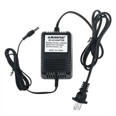 AC Adapter for DigiTech RP500 RP1000 Multi-Effects Guitar Effect Pedal Charger