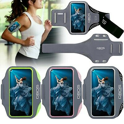 GBOS® Sport Armband Running Jogging Exercise Workout Case For Oppo R15 R15 Pro