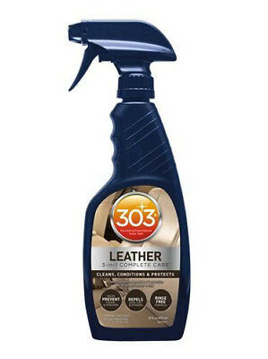 303 Automotive Leather 3-in-1 Complete Care - Cleaner, Conditioner & Protectant