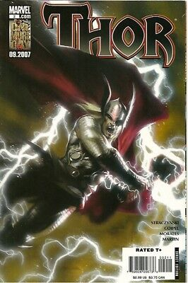 Thor #2  October 2007 Series  (Nm)