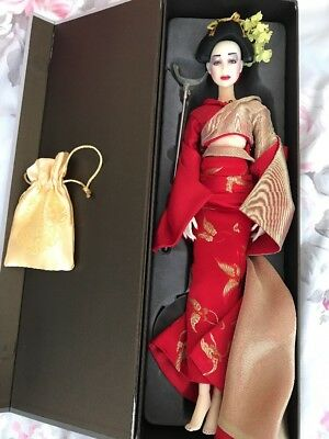"""Jamieshow """"Mayumi"""" 2009 Blossom Collection  - With Brocade Japanese Style Outfit"""