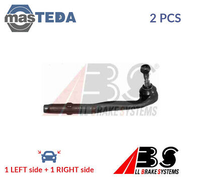 2x ABS TRACK ROD END RACK END PAIR 230032 P NEW OE REPLACEMENT