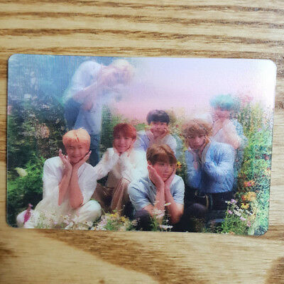 Group Special Official Photocard BTS Love Yourself Her