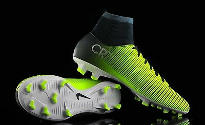 c14b4f1aea5f Nike Mercurial Victory VI CR7 DF FG Football Sock Boots Mens UK Size 11 BNIB