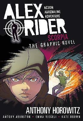 Scorpia Graphic Novel (Alex Rider), Johnston, Antony, Horowitz, Anthony, Excelle