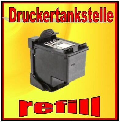 Refillpatrone HP 62XL mit 7ml Officejet 5740 Envy 5540 5545 5547 5640 7640 e-AiO