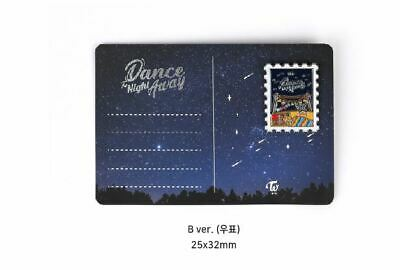 TWICE SUMMER POP-UP STORE OFFICIAL GOODS BADGE Dance The Night Away B TYPE NEW
