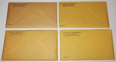US Mint Coins 1961, 1962, 1963, 1964 Sealed Proof Sets 90% Silver  FREE SHIPPING