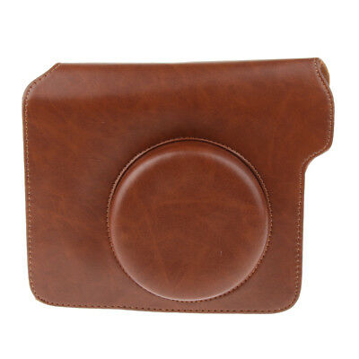 Leather Protective Case Bag Cover for Fujifilm Instax Wide 300 Film Camera