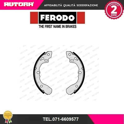 S30513-G Kit ganasce freno post Kia Rio 2000-2005 (BREMBO,BRECO)