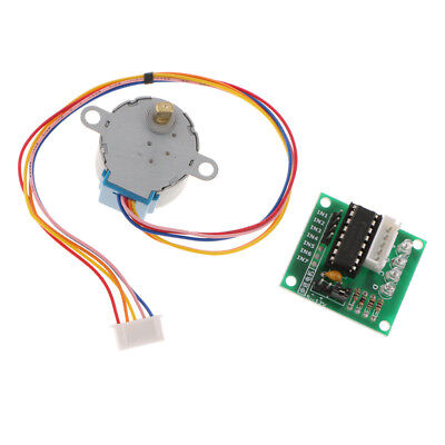 ULN2003 Stepping Motor Driver Test Board and DC 5V Stepper Motor 28BYJ-48
