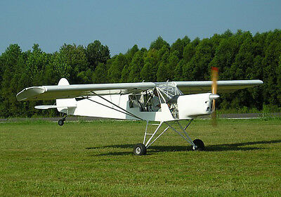 Plans For Homebuild - Simple & Cheap Super Stol Inspired Fi-156 Storch