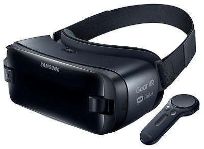 Samsung Gear VR With Controller SM-R325 Oculus Galaxy S8 S8+ Note 8 S9 S9+