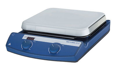 IKA C-MAG HS 10 Magnetic stirrer with heating and ceramic heating plate 3581401
